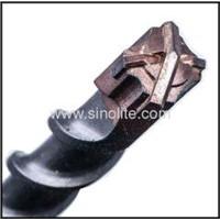 SDS max shank hammer drill bits