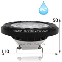 Waterproof IP67 Landscape PAR36/AR111 LED Bulb Light
