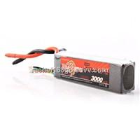 Wild Scorpion battery  for DJI F450 FLAME WHEEL 3000MAh 11.1V 60c rc high quality lipo battery China