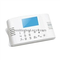 Wireless Alarm System, LCD Display, 433/868 Frequencies, GSM/SMS/PSTN PG80
