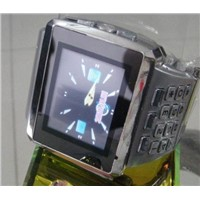 X8 Watch Mobile Phone,Wrist Mobile Phone,New Arrival Dual Sim Cards Stainless Wristwatch