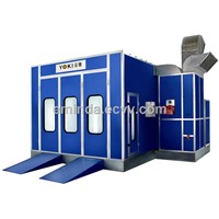 YK-200 Spray paint economical car repair booth