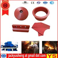 Roll Crusher roller , Roll Crusher smooth roller