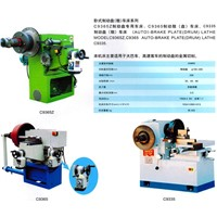 (auto)-Brake drum (shoe) boring machine