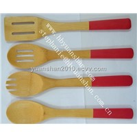 bamboo kitchen cooking tools