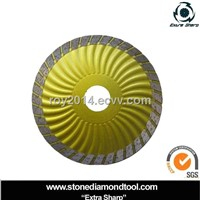 diamond circle turbo jig saw blade for granite & marble