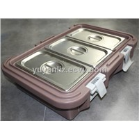 hotel equipment 16L Insulated Food Pan Carrier