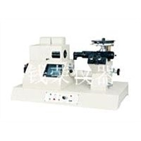 large horizontal metallurgical microscope
