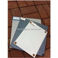 low-e reflective flat steel glass