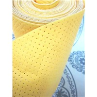 meltblown oil absorbent pads in roll (pp liquid absorbent wipes)