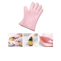 microwave oven glove/heat insulation glove/silicone glove