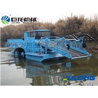 multipurpose aquatic weed harvester