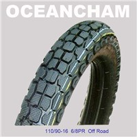 off Road Motorcycle Tyre 110/90-16