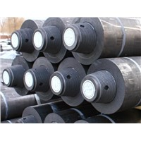 produce RP,HP,SHP,UHP Dia75-600mm  graphite electrode of China Jilin