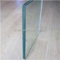 safety tempered laminated glass factory in jinan
