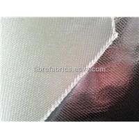 silica fabric coated aluminum foil