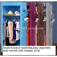 single function modern easy carry wardrobe My120