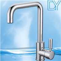 single handle kitchen mixer tap