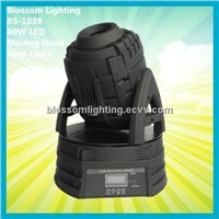 stage lights 60w led moving head spot light (bs-1038)