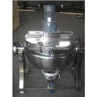 stainless steel jacked boiler