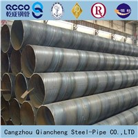 superior spiral steel pipe from China manufacturer