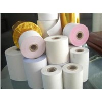 thermal paper roll, cash register POS paper