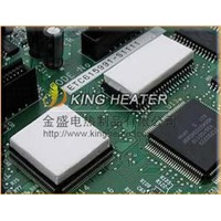 thermally conductive silicone pad CPU thermally conductive pad silicone gap filler