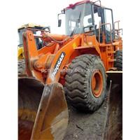 used DOOSAN DL503 wheel loader/used wheel loader