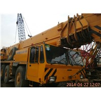 Used Demag AC435 150t Mobile Truck Crane Original from Germany