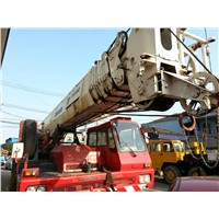 used tadano 70t tg-700e mobile truck crane year 1996 from japan