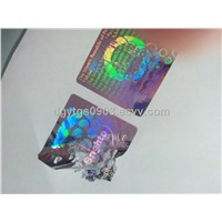 warranty easy destryed hologram sticker