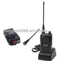 wholesale wireless walkie talkie HLT-SV89 5w 128Chanel UHF/VHF