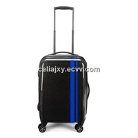 carbon fiber luggage trolley case(JXYK001)