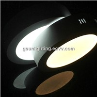 18W Surface mounted Round Panel Light CE power supply