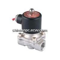 2W, 2S Series  Solenoid valve (Large size)