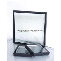 5+9A+5mm low-E insulated glass for curtain wall