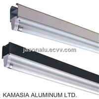 Aluminum profiles for Light Frames