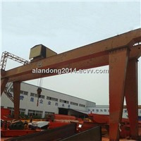 Double Giedler Gantry with Hook Cap. 5 Tons Crane