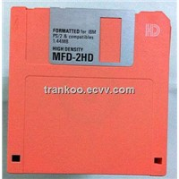 Floppy Diskette 2HD 3.5'' 1.44MB  A: