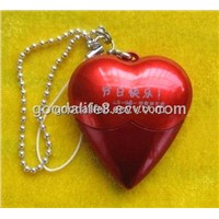Heart-Shaped USB Memory Stick,Usb Flash DiskUSB Stick