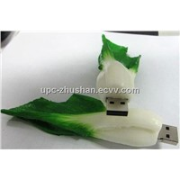 Hot Gifts Vegetables Shaped USB Flash Drive Connector