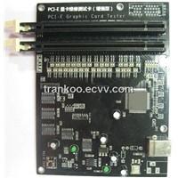 PCIe Display Card Tester
