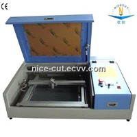 Rubber Carving Cutting Machine Laser CNC NC-S4040