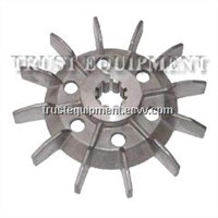 WG-19 Worm gear fan for GJJ hoist (passenger hoist parts)