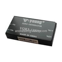 Wide input range dc-ac inverter, 75V output
