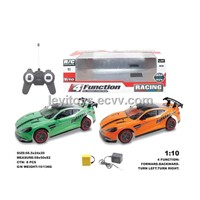 1:10 4CH Remote control Car with batter ,recharger