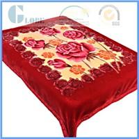 1 ply korean style raschel mink blanket