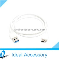 1m/2m/3m Micro 3.0 USB Charging Data cable for Samsang Note3