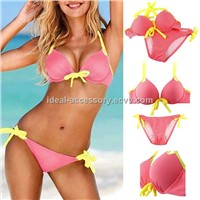 2014 High Quality Sexy Girl Bikini Swimwear For Women Beachwear two-piece Bikini Style