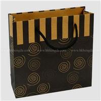 Reusable Kraft Paper Shopping Bag